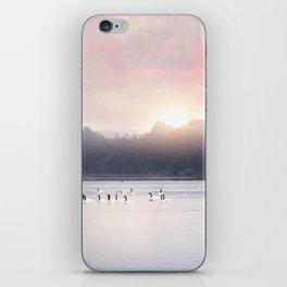 Sunset v6 iPhone Skin