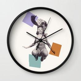 Dance II Wall Clock