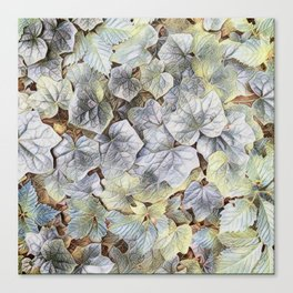 Growing Free Canvas Print