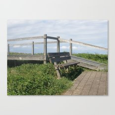 MuttonBird 1 Canvas Print