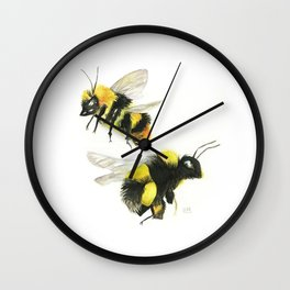 Honeybee Wall Clock