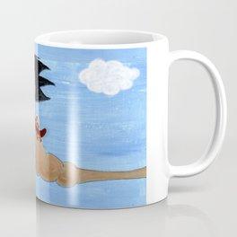 Soaring on a Nimbus Coffee Mug