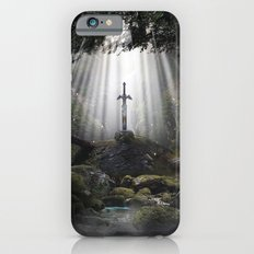 Master Sword in Ruins (Breath of the Wild) iPhone 6s Slim Case
