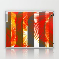 RED PALMS Laptop & iPad Skin