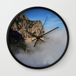 GOD IS REAL Wall Clock