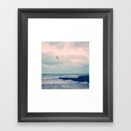 Mar Framed Art Print