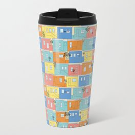 Pastel Bo-Kaap Travel Mug