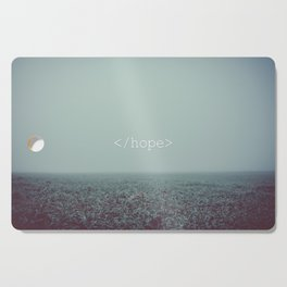 </hope> Cutting Board