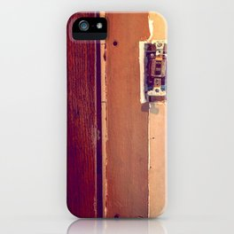 Layers of Remodeling iPhone Case
