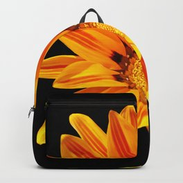 Floral Beauty in Close Up Backpack