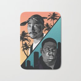 Rap Legends Bath Mat
