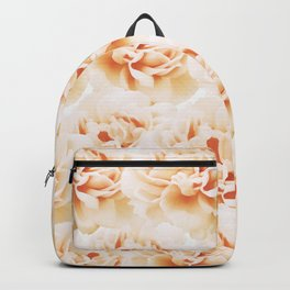 Peonies Backpack