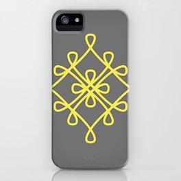 Whim-z grey iPhone Case