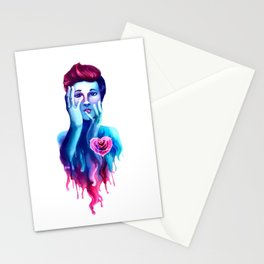 Art in my Heart Stationery Cards