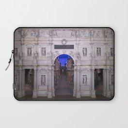 Teatro Olimpico Laptop Sleeve