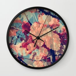 autumn design Wall Clock