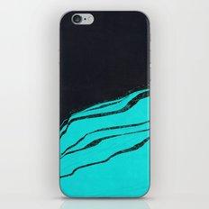 Cineraria iPhone & iPod Skin
