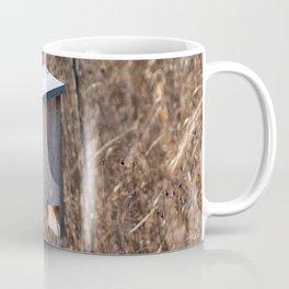 Bird House Coffee Mug