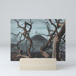 Fine Art Landscape Photograph - Mount Bromo Mini Art Print