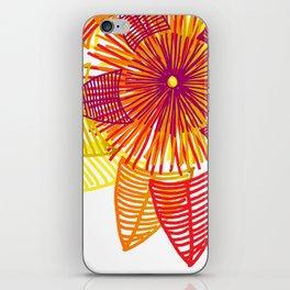 Sunshine Daisy iPhone Skin