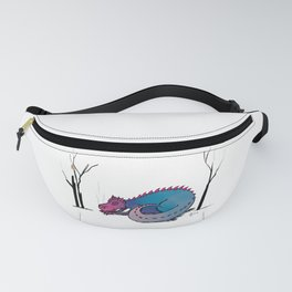 Let Sleeping Dragons Lie Fanny Pack