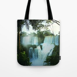 Wonderful Waterfall Tote Bag