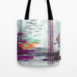 Iridescence Tote Bag