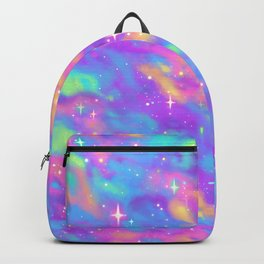 Pastel Galaxy Backpack