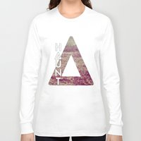 bastille Long Sleeve T-shirts featuring Bastille - Haunt by Thafrayer