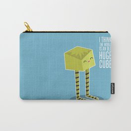 Little Boxy Carry-All Pouch
