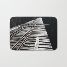 Forgotten Bridge Bath Mat