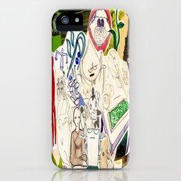 Collage 26 iPhone Case