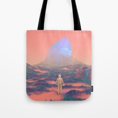 Lost Astronaut Series #02 - Giant Crystal Tote Bag