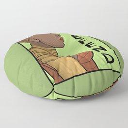 Defend Floor Pillow
