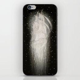 """""""Man-O-War"""" iPhone Skin"""