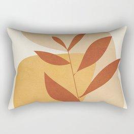 Abstract Shapes No.18 Rectangular Pillow