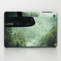 drive iPad Cases featuring Drive by Hannah Kemp