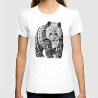 panda T-shirts featuring Panda by BIOWORKZ