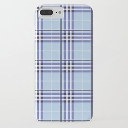 AFE Blue Tartan iPhone Case