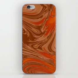 Neutrals Abstract iPhone Skin