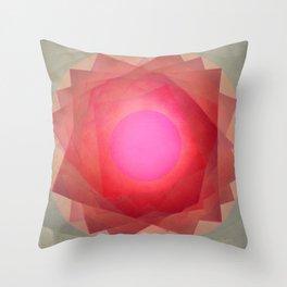 Floral sensations 4 Throw Pillow