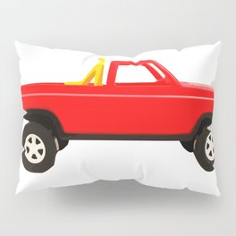 Jump the Hump Pillow Sham