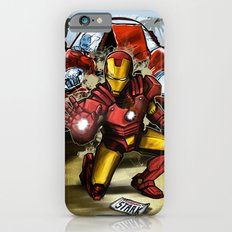 Man of Iron iPhone 6s Slim Case