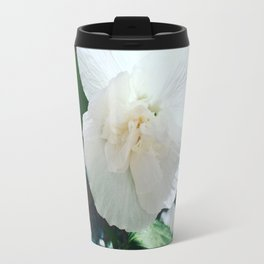 Morning Flower Travel Mug