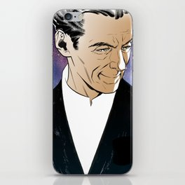 Twelfth Doctor iPhone Skin