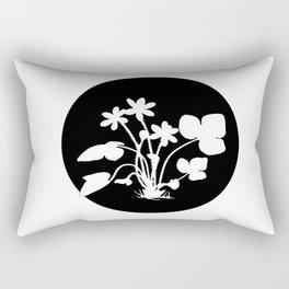 Hepatica Rectangular Pillow