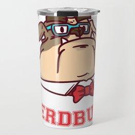 Nerd, Nerd, Nerd Travel Mug