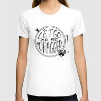 let it go T-shirts featuring Let Go by Emily Brand