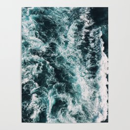 Green Seas, Yes Please Poster