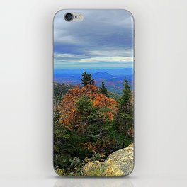 Whiteface Mountain, Adirondacks iPhone Skin